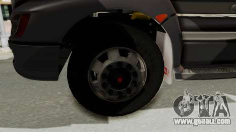 Kenworth T660 Sleeper for GTA San Andreas back view
