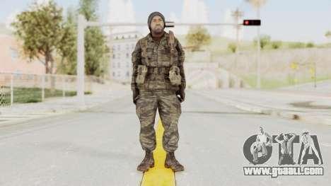 COD BO SOG Bowman v2 for GTA San Andreas second screenshot
