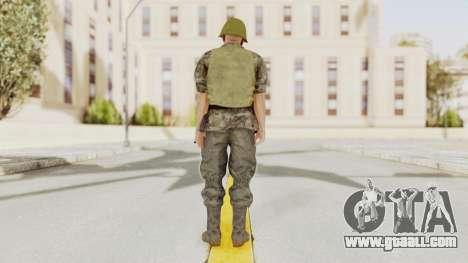 MGSV The Phantom Pain Soviet Union VH No Sleeve2 for GTA San Andreas third screenshot