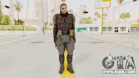 MGSV Phantom Pain Venom Snake Sneaking Suit for GTA San Andreas second screenshot
