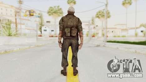 COD Black Ops 2 Hudson Commando for GTA San Andreas third screenshot