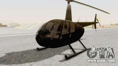 Helicopter de la Policia Nacional del Paraguay for GTA San Andreas