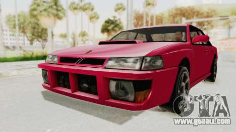 Kartin Sultan RS for GTA San Andreas