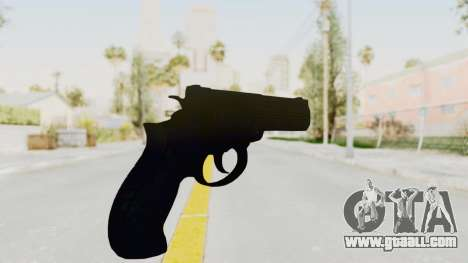 MP412 Rex for GTA San Andreas third screenshot