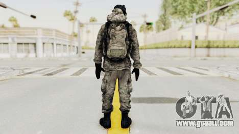 Battlefiled 3 Russian Engineer for GTA San Andreas third screenshot