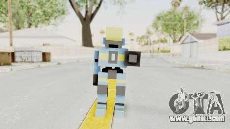 Crossy Road - Epoch for GTA San Andreas second screenshot