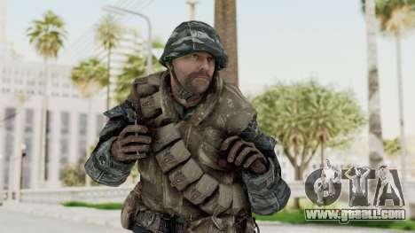 COD BO Russian Spetznas Flak MP v2 for GTA San Andreas