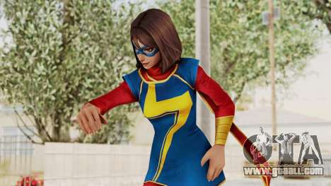 Marvel Future Fight - Kamala Khan for GTA San Andreas
