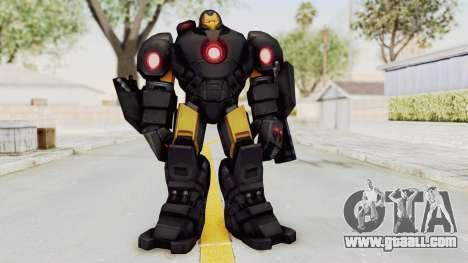 Marvel Future Fight - Hulk Buster Heavy Duty v1 for GTA San Andreas second screenshot