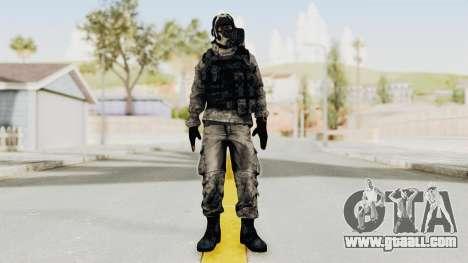 Battlefiled 3 Russian Engineer for GTA San Andreas second screenshot