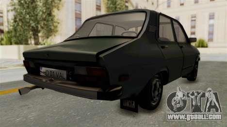 Dacia 1310 Funingi Taraneasca for GTA San Andreas back left view