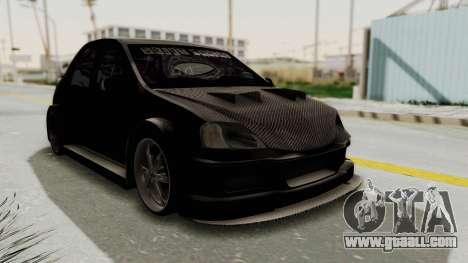 Dacia Logan Loco Tuning for GTA San Andreas