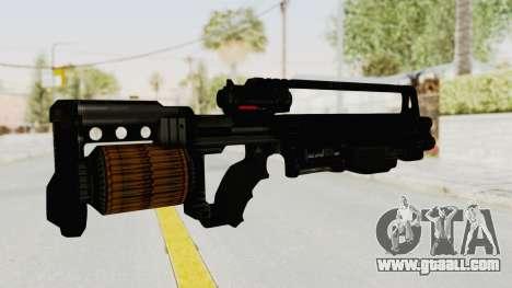 StA-52 Assault Rifle for GTA San Andreas second screenshot