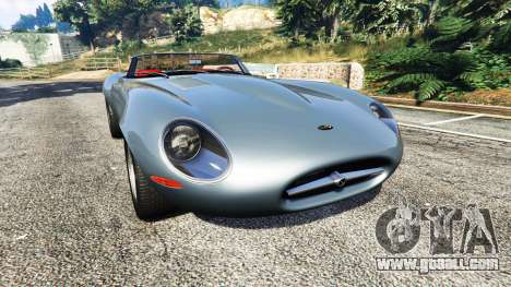 Eagle Speedster 2012 for GTA 5