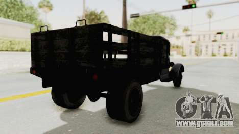 Ford AA from Mafia 2 for GTA San Andreas left view