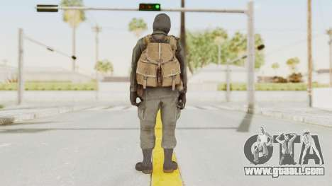 COD Black Ops Russian Spetznaz v1 for GTA San Andreas third screenshot