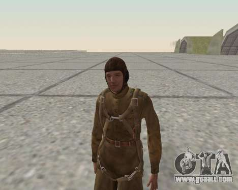 Pak fighters of the red army for GTA San Andreas twelth screenshot