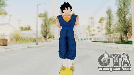 Dragon Ball Xenoverse Vegito SJ for GTA San Andreas second screenshot