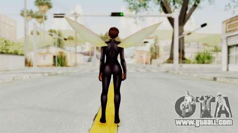 Marvel Future Fight - Wasp for GTA San Andreas third screenshot