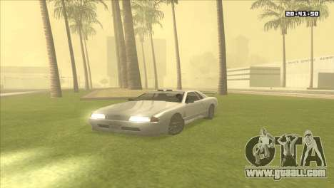 ENB Double FPS & for LowPC for GTA San Andreas