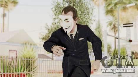 COD BO Nixon Anonymous for GTA San Andreas
