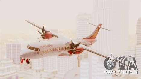 ATR 72-600 Air India Regional for GTA San Andreas