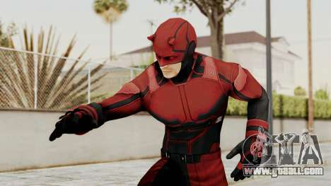 Marvel Heroes - Daredevil Netflix for GTA San Andreas