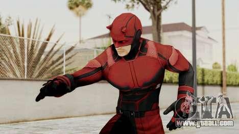 Marvel Heroes - Daredevil Netflix for GTA San Andreas