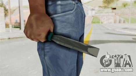 Liberty City Stories - Chisel for GTA San Andreas third screenshot