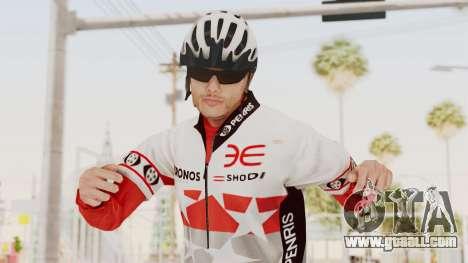 GTA 5 Cyclist 1 for GTA San Andreas