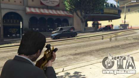 GTA 5 SelectiveFire 2.0 second screenshot