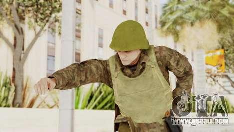 MGSV The Phantom Pain Soviet Union VH Sleeve v1 for GTA San Andreas
