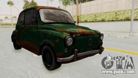 Zastava 750 Rusty for GTA San Andreas