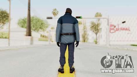 Bourne Conspirancy Zurich Police v2 for GTA San Andreas third screenshot