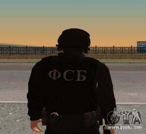 FSB alpha v1 for GTA San Andreas second screenshot