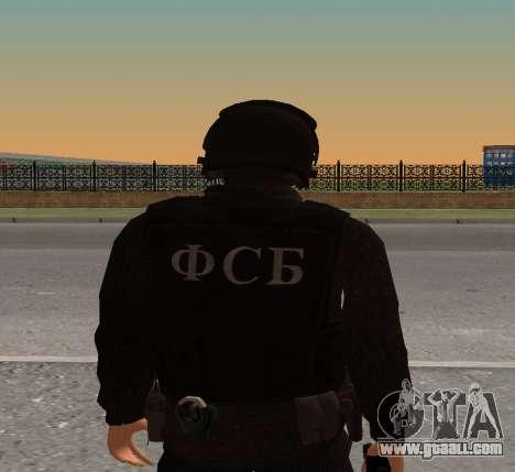 FSB alpha v1 for GTA San Andreas second screenshot