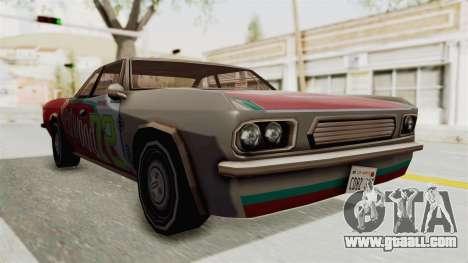 Redwood TaMpa for GTA San Andreas