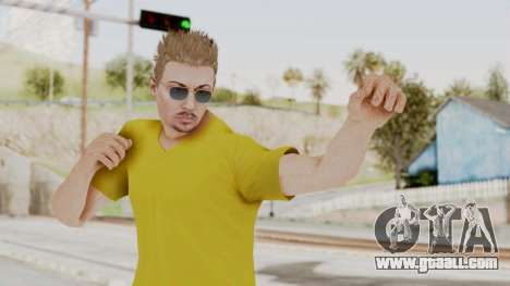 Skin from GTA 5 Online for GTA San Andreas
