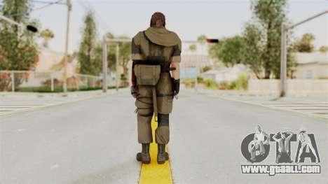 MGSV The Phantom Pain Venom Snake Scarf v1 for GTA San Andreas third screenshot