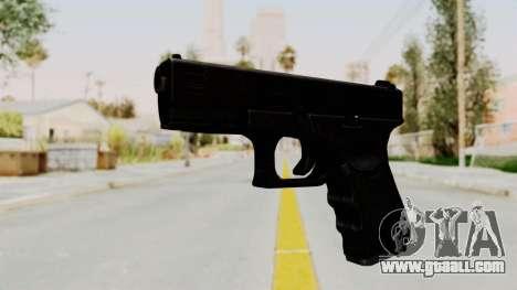 Glock 19 for GTA San Andreas second screenshot