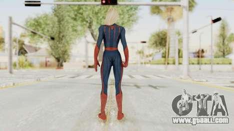 Spider-Girl for GTA San Andreas third screenshot