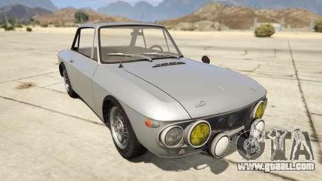 Lancia Fulvia for GTA 5
