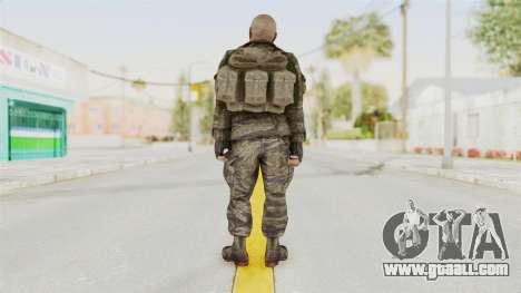 COD BO SOG Hudson v1 for GTA San Andreas third screenshot