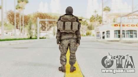 COD BO SOG Grigori Weaver for GTA San Andreas third screenshot