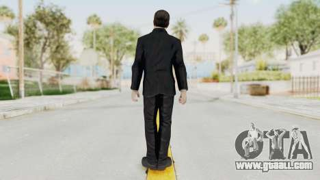 COD BO Nixon Anonymous for GTA San Andreas third screenshot