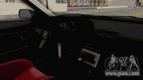 Nissan Skyline R32 Drift Falken for GTA San Andreas inner view
