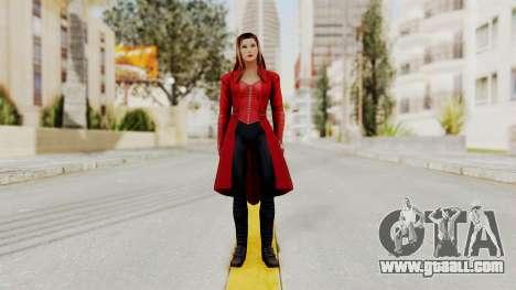 Captain America Civil War - Scarlet for GTA San Andreas second screenshot