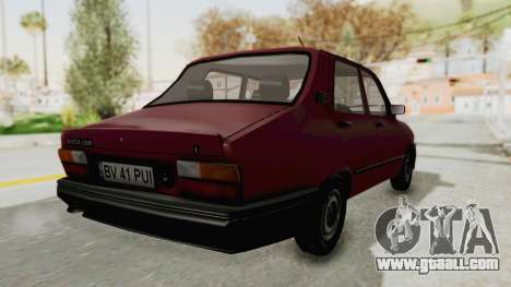 Dacia 1310L 1997 for GTA San Andreas left view