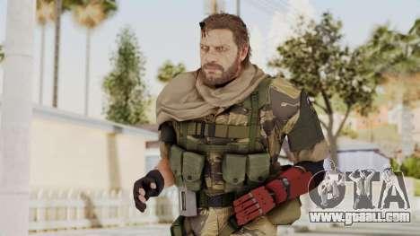 MGSV The Phantom Pain Venom Snake Sc No Patch v2 for GTA San Andreas