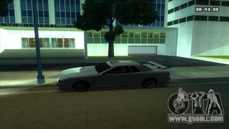 ENB Double FPS & for LowPC for GTA San Andreas second screenshot